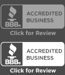 Better Business Bureau–Accredited Business
